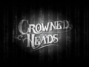 "Crowned Heads ""Grunge"" Wallpaper"
